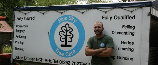 Blue Sky Tree Care